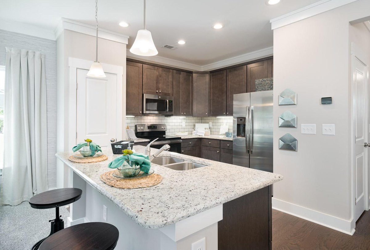 Cothran Homes Ar Twitter Take Another Look At The Lancaster At Eastside In Taylors The Lancaster Model Offers An Open Floor Plan With 9ft Ceilings Crown Molding Granite Kitchen Countertops