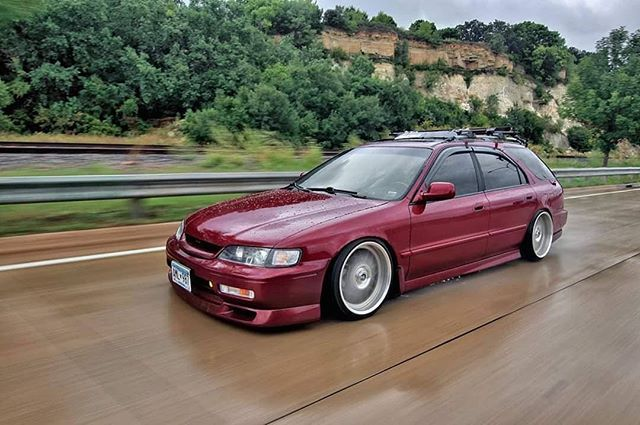 Wagonsdaily Honda Accordwagon Hondaaccord Accord Ce1 K24 Tsx Tsxwagon Spirior Modulo Jdmgram Jdm Crosstour Prfctclique Accordtourer Cm2