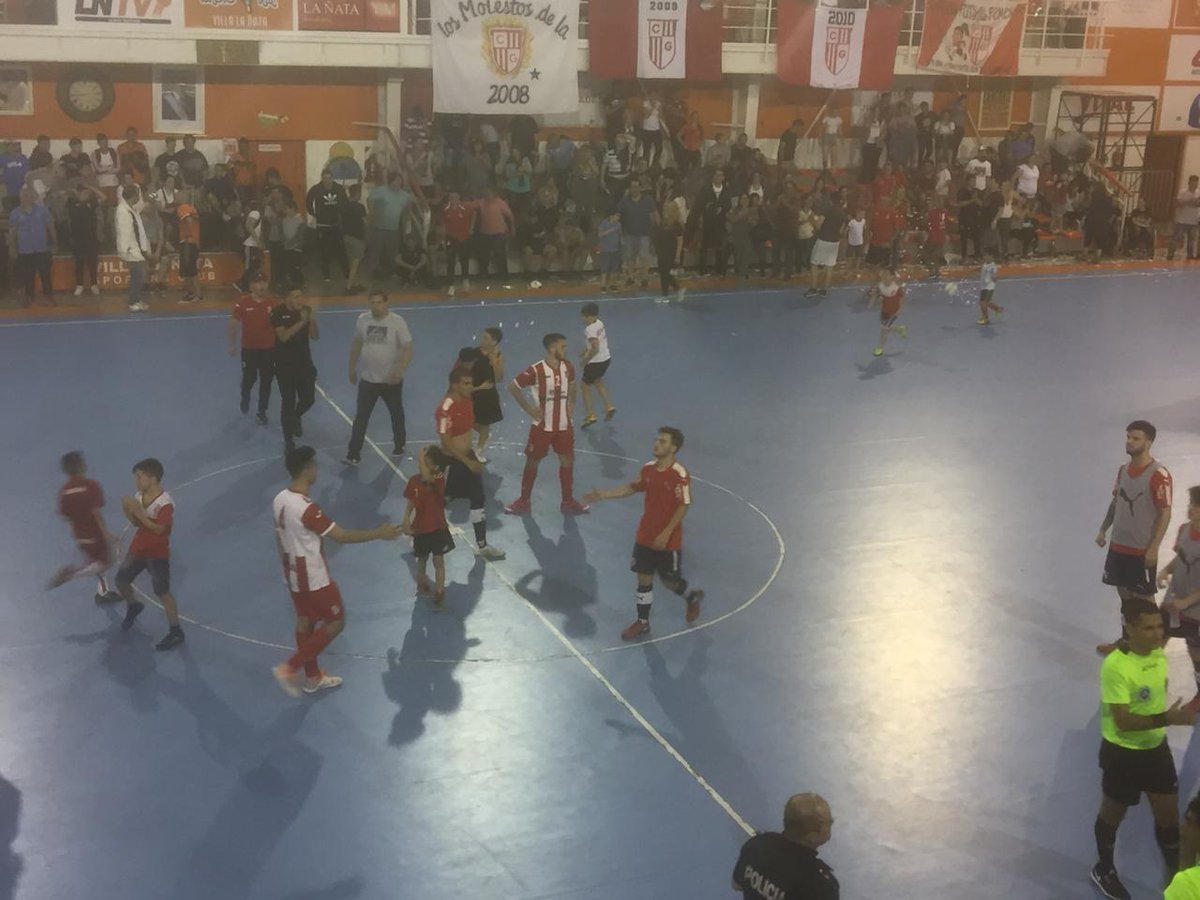 El Futsal perdió la primera promoción