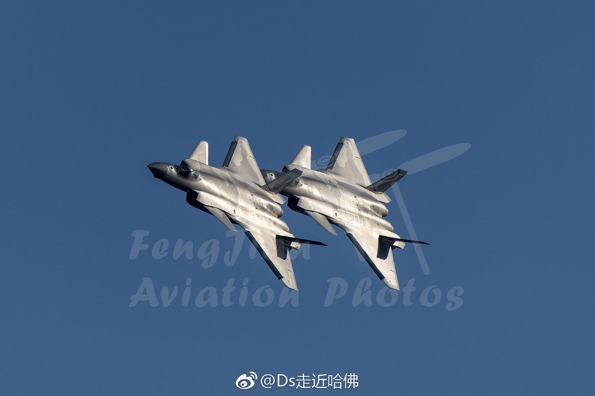 Chengdu J-20 Stealth Fighter - Page 7 DquFbQnU4AASX6s