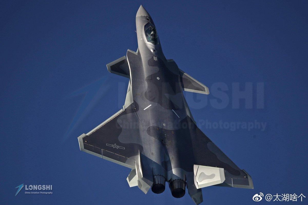 Chengdu J-20 Stealth Fighter - Page 7 DquFchyUwAEv6B2