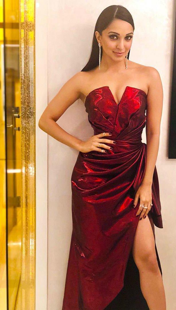 Despite Flop, Kiara wishes to work with Ram Charan again