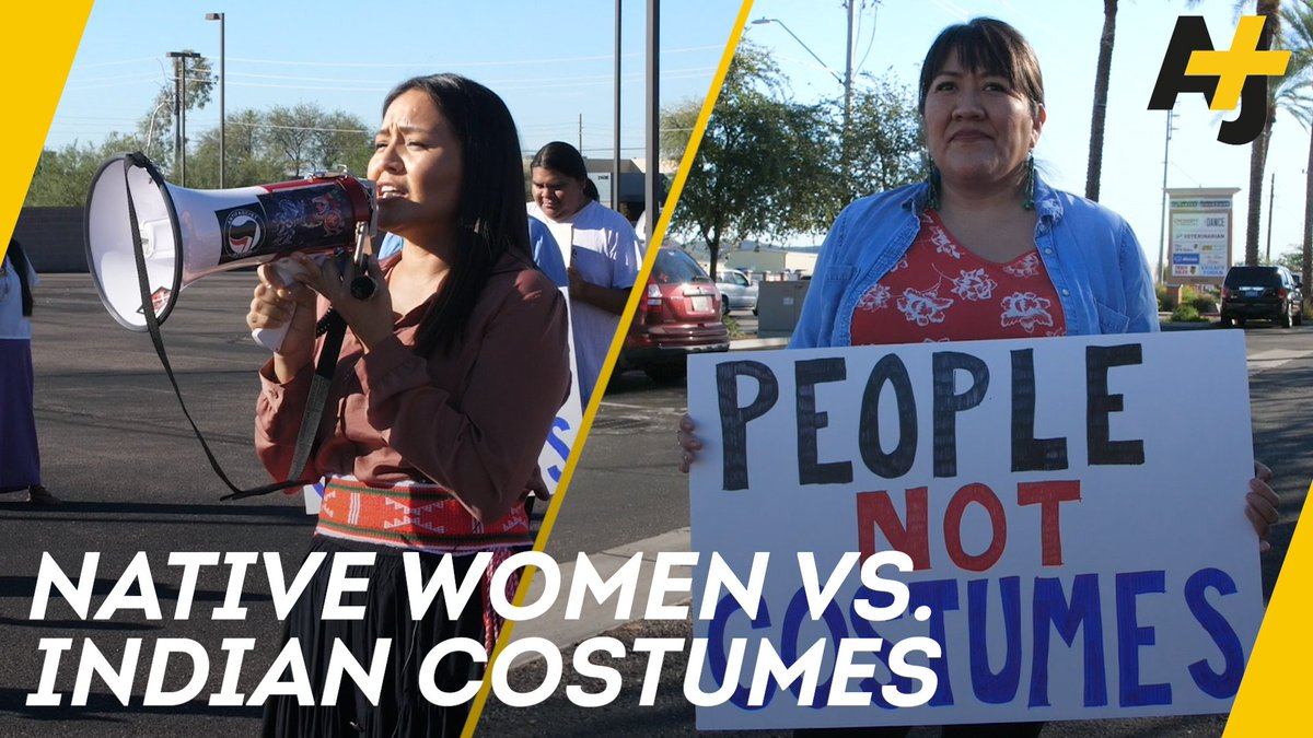 Image for the Tweet beginning: Here's why Native American women