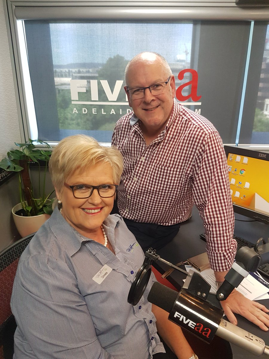 NOW: Christa Kinnear in the studio and special guest Kim Vaughan @VikingCruises on the line with @AlanHickey5aa for Travel Talk thanks to @PhilHoffmannTvl taking your calls 82230000