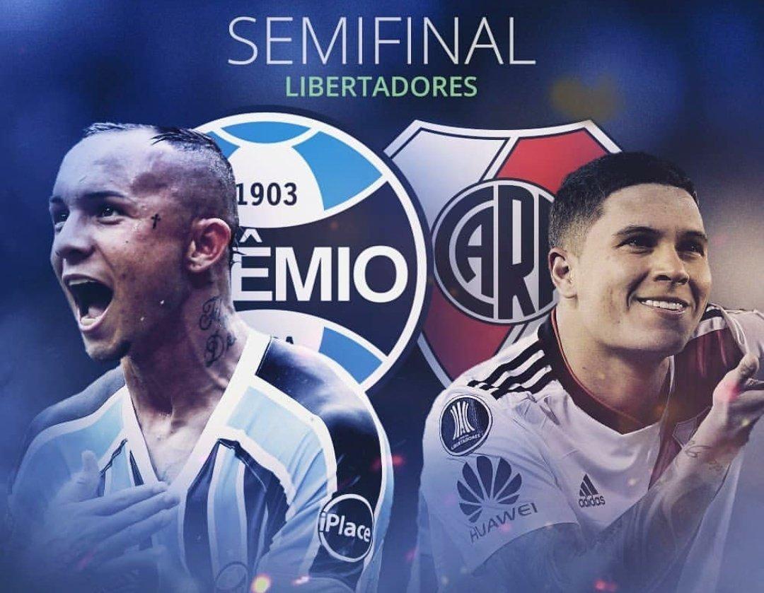#CopaLibertadores | En Porto Alegre, River quiere dar vuelta la serie ante Gremio