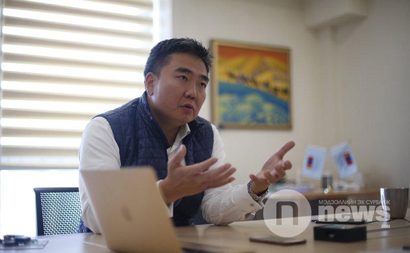 Б.Бямбасайхан: Монгол сэргээгдэх эрчим хүчний том тоглогч https://t.co/FqvauUniqA https://t.co/9GBmXlSjh2