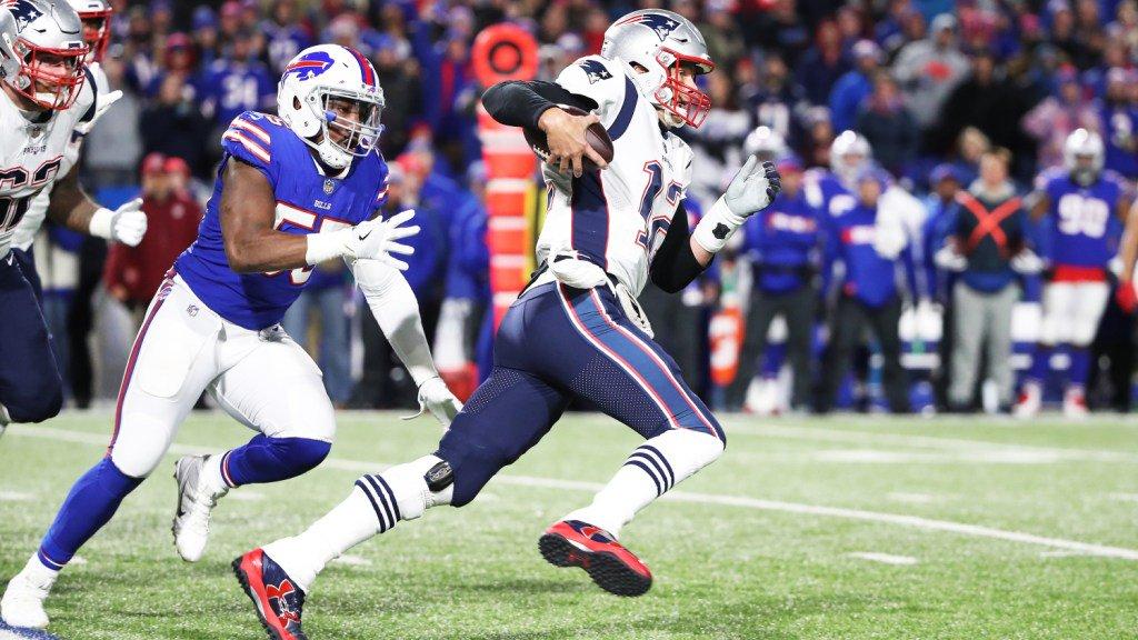 MONDAY NIGHT BUFFALO: Bills host rival Patriots tonight on MNF (preview & info)