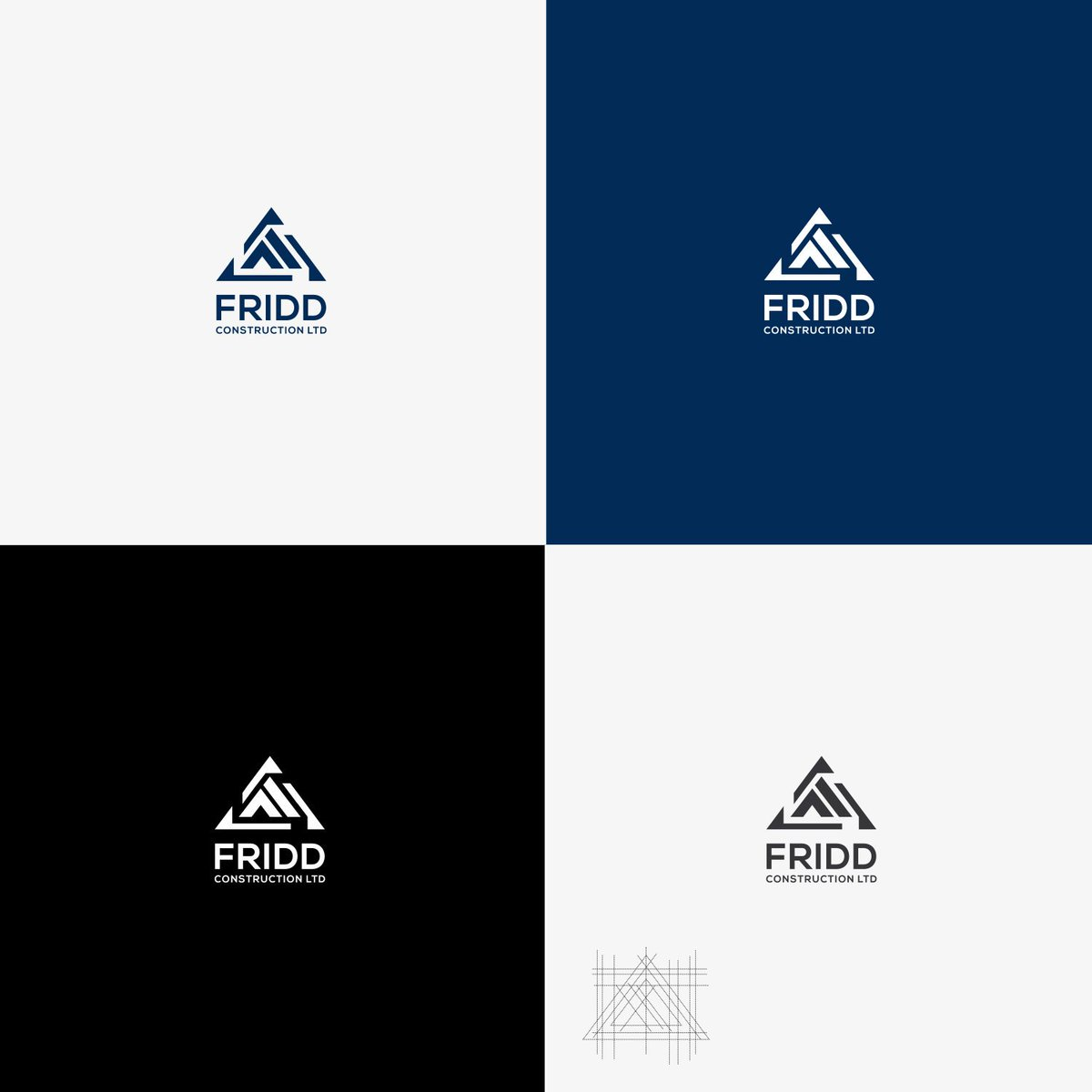 Luke Leo On Twitter Logo Design For A Construction Company If You