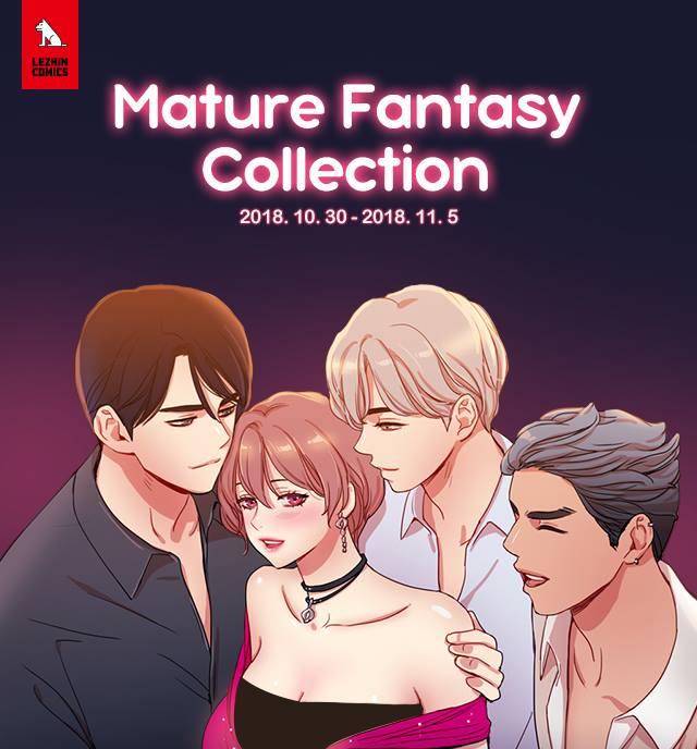 Mature fantasy