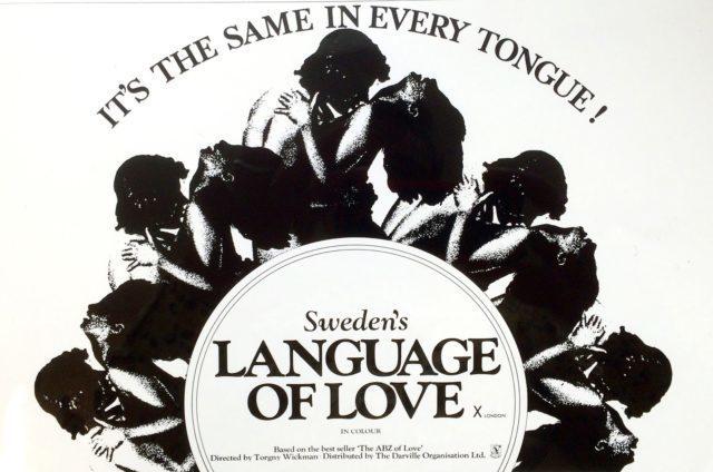 Sweden sex album sex