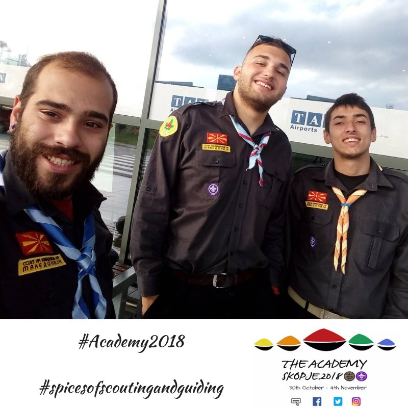 test Twitter Media - We have Host Team members waiting to greet you at the Airport!  Looking forward to meeting everyone very soon!  #Academy2018 #spicesofscoutingandguiding https://t.co/24niQGwRq7