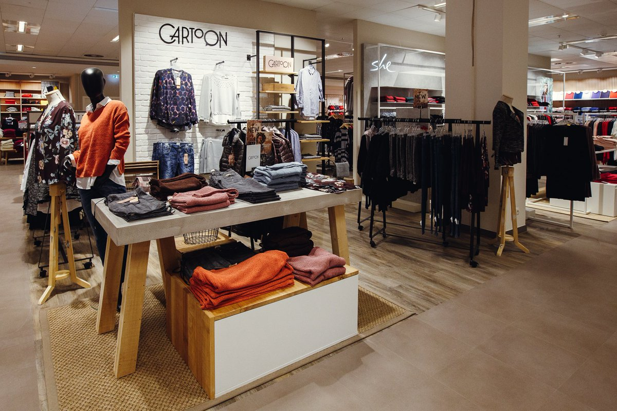 Karstadt creates a new shopping experience at its new department store at the Gropius Passagen shopping mall in Berlin https://t.co/IHvKRuqzpG #Karstadt #shopping #department_store #Berlin #mall #SIGNA