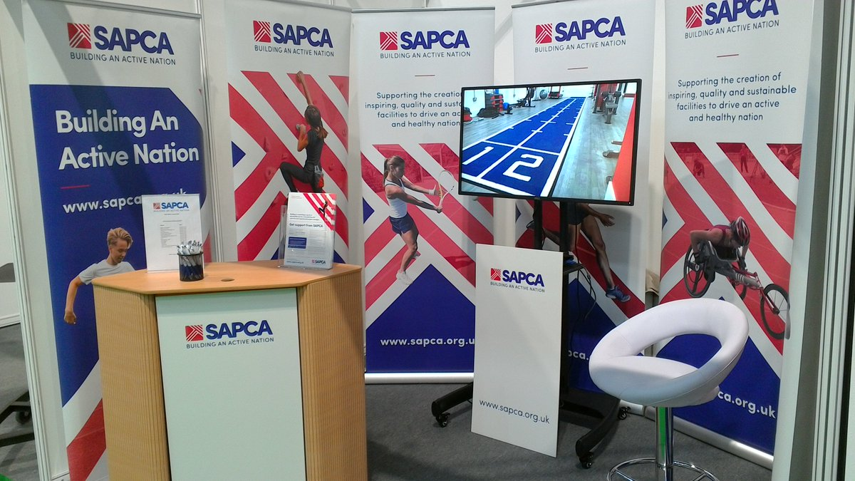 test Twitter Media - All set up and ready to go @IOG_SALTEX  Visit us on Stand E114 https://t.co/ZWosjCE4NT #BuildingAnActiveNation #sapca18 https://t.co/qWDLktiWeJ