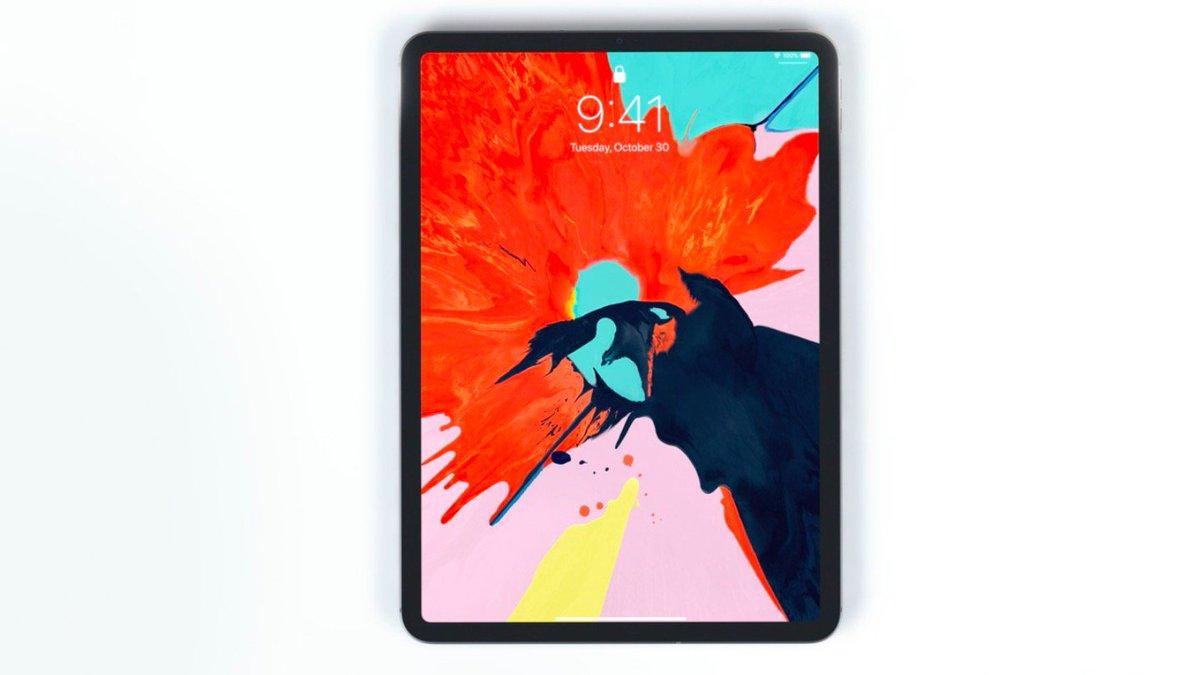 新型iPad Proが発表! すげーー!!!! ベゼルレス!!! https://t.co/6EAEHLSdIv #AppleEvent