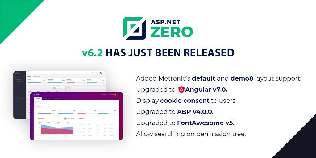ASP NET Zero on Twitter: