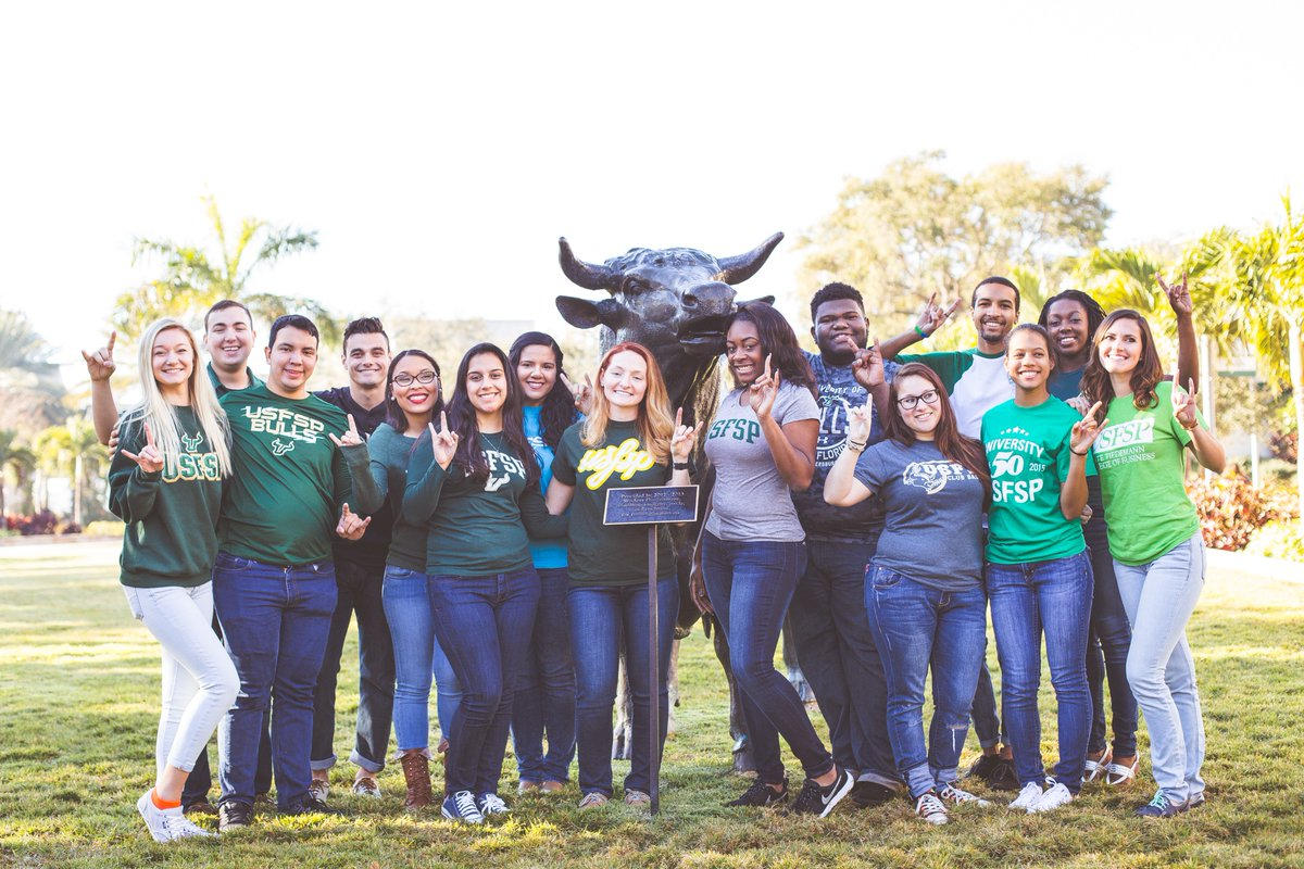 Usf St Petersburg On Twitter Is Usf St Petersburg Calling Your