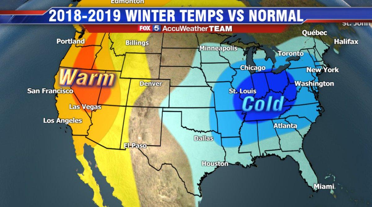 SPOILER ALERT: It's going to be cold! https://t.co/SjwOF1MvZS @TuckerFox5 @MikeTFox5 #fox5weather