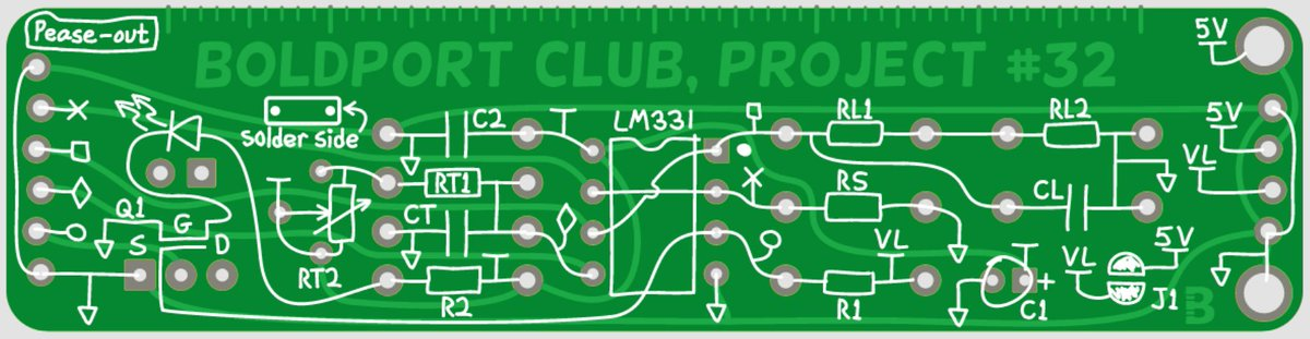 To prototype! #Boldportclub