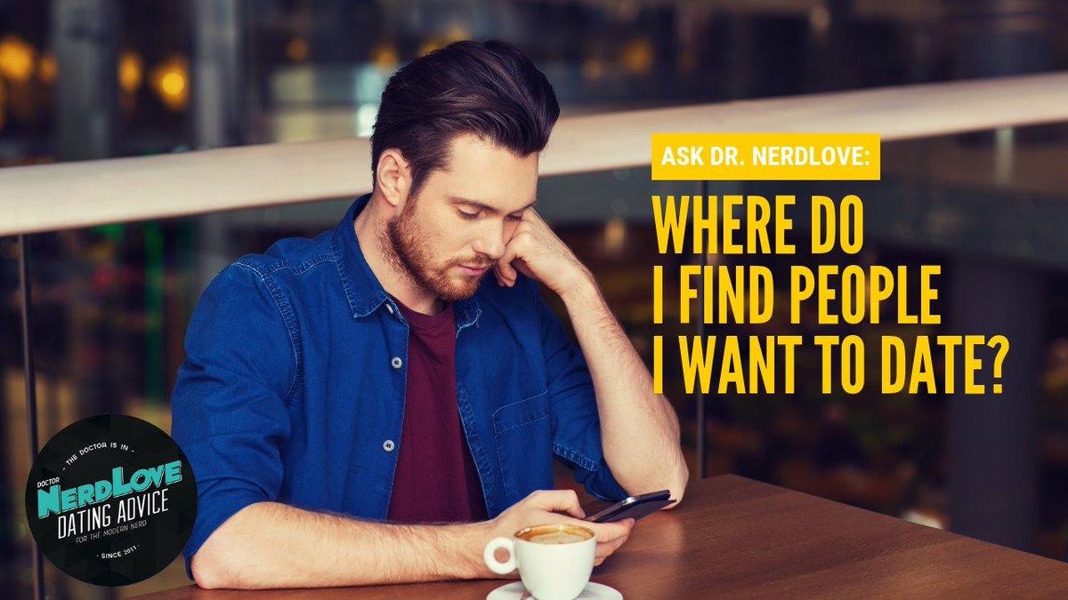 online dating Dr nerdlove beste dating hogescholen