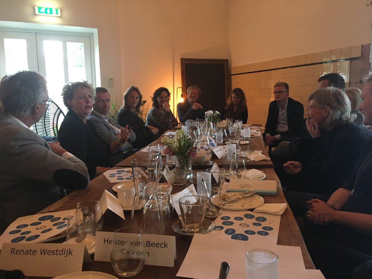 Themalunch community diversiteit: welke rol speel je als werkgever om meer vrouwelijk arbeidspotentieel te benutten? #diversiteitwerkt