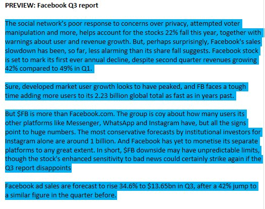 What we're watching in #Facebook earnings this evening. #Preview $FB ^KO