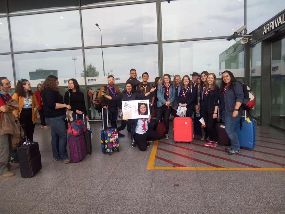 test Twitter Media - Lots of smiling faces arriving in Skopje today!  Registration has now opened and we are looking forward to the days ahead!  #Academy2018   #spicesofscoutingandguiding https://t.co/KKIORy2V2o