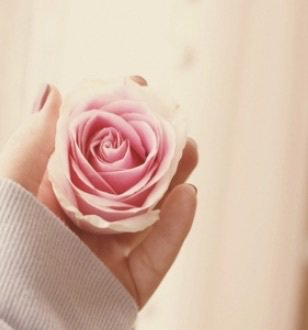 العطر يبقي دائماً في اليد التي تعطي الورد @RumiArb