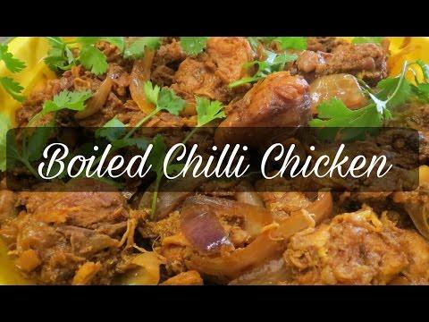 Boiled Chilli Chicken Recipe- Yummy Videos | Village Food Factory https://t.co/pi89EbGjbn https://t.co/qSyBVRT1u3
