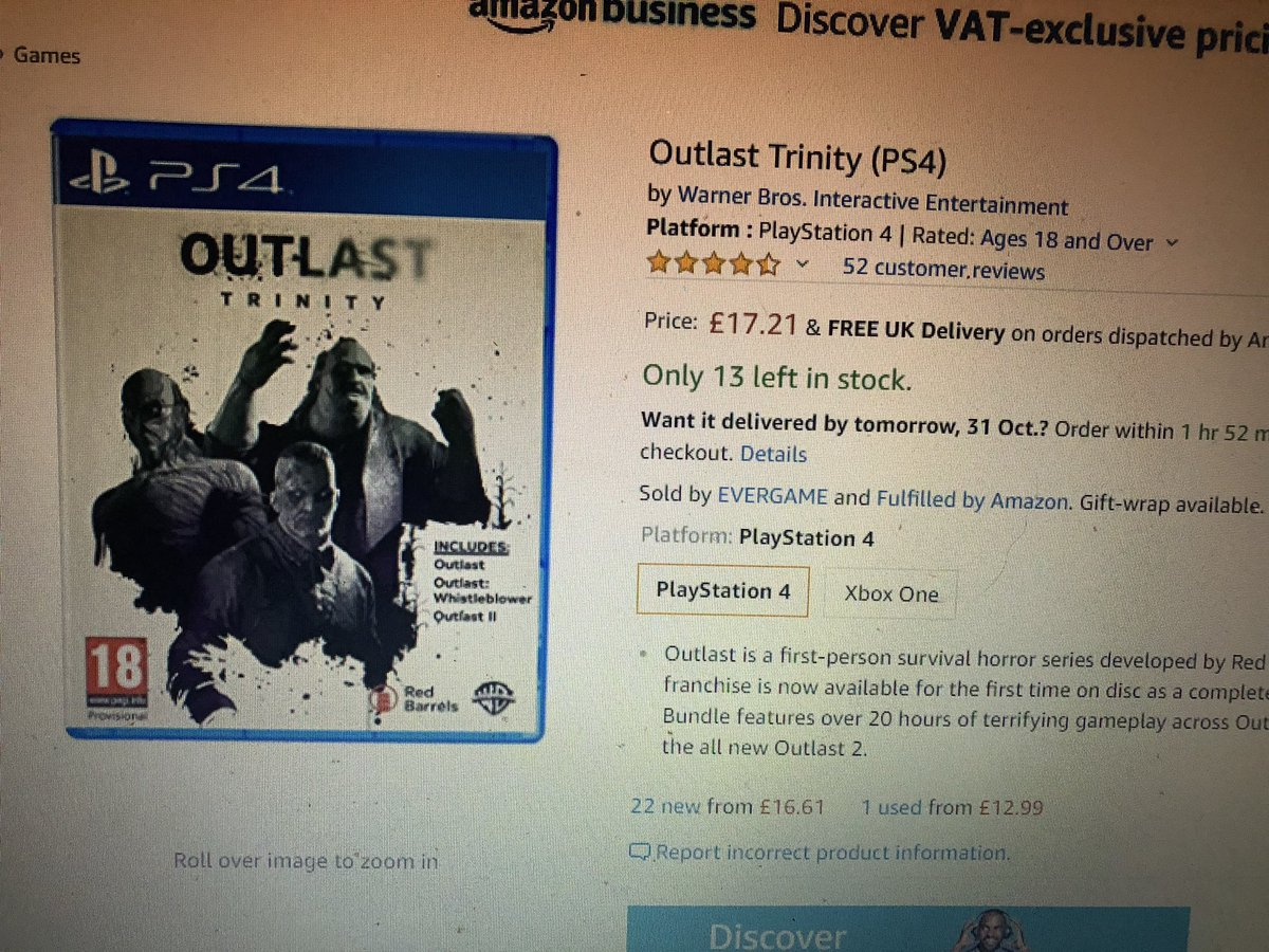 Outlast Photos And Hastag Ps4 Trinity Ps4game Wishfulthinking Horrorgames Lovehorrorpictwittercom Z10puabedr