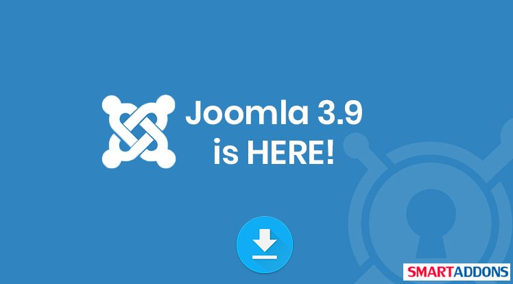 [HOTTTT] #Joomla 3.9 is available now!   Let's take a look on some highlight of this big version and download it for your site >>  http:// bit.ly/joomla39      #joomla39 #joomla3 #website #joomlanews #websitedesign<br>http://pic.twitter.com/kEXTZMFzgN
