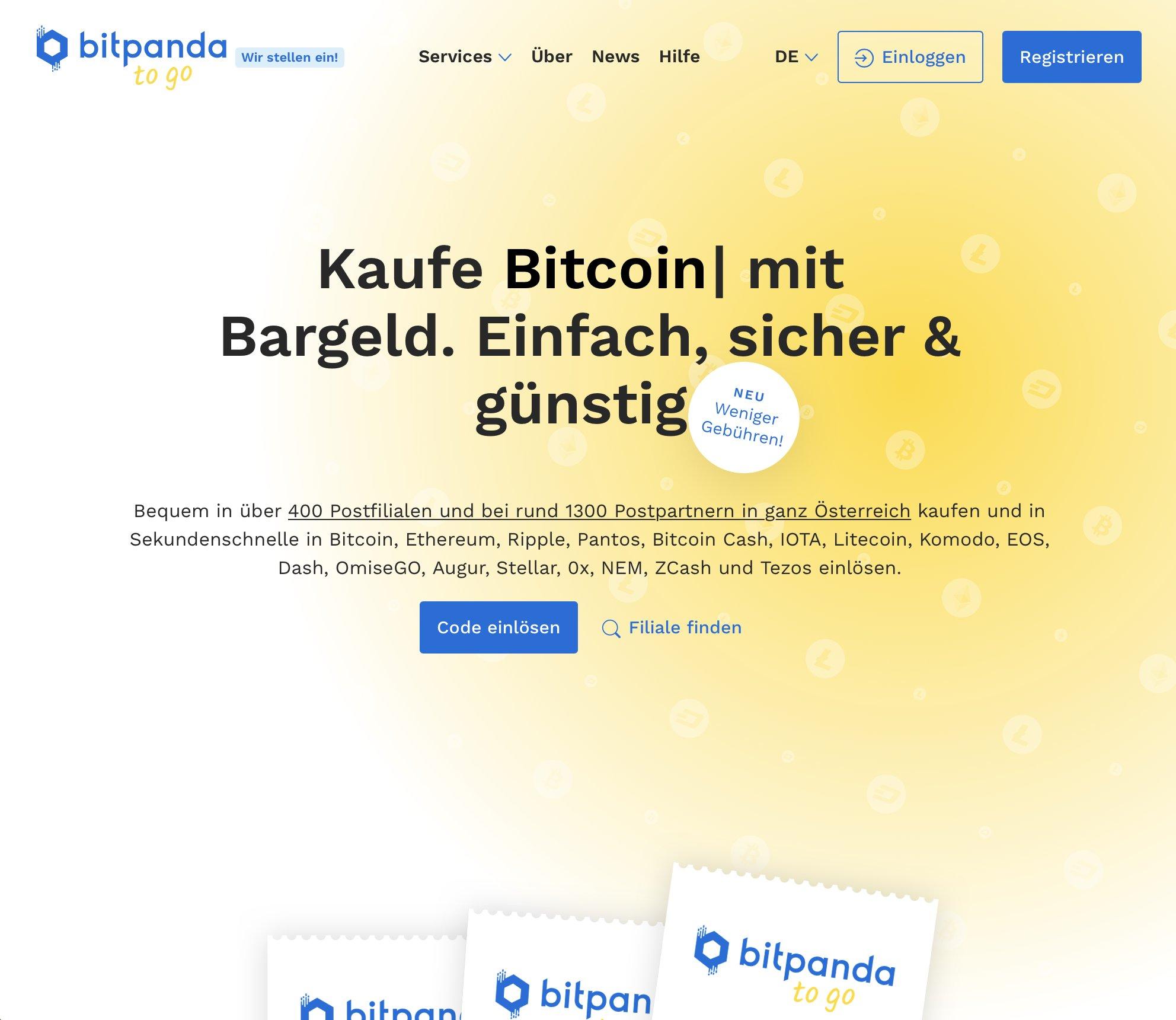 bitcoin-handel gegen investieren eos bester kryptowährungs-handelsbot