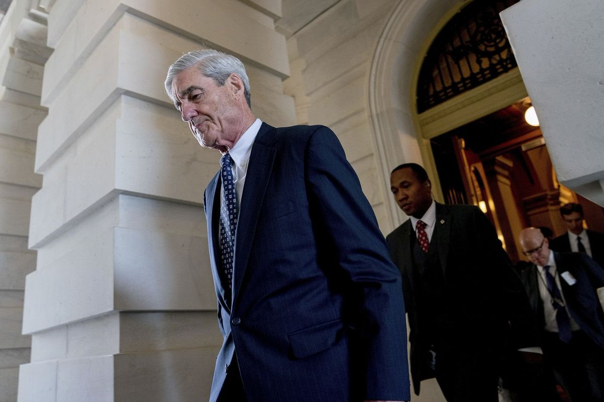 7f744d73f25 JUST IN  FBI asked to probe claims women were offered cash to accuse Robert  Mueller