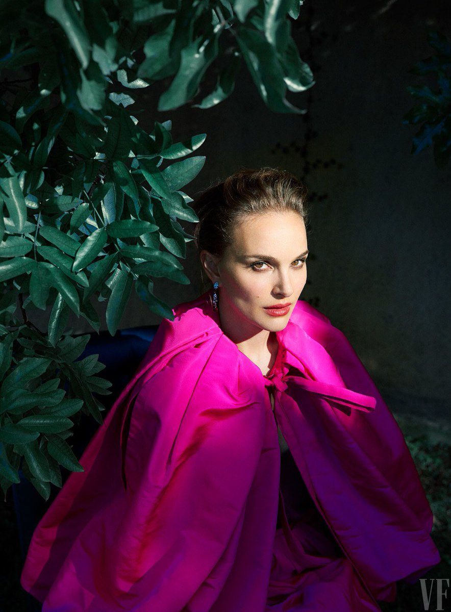 Natalie Portman for Vanity Fair (2018)