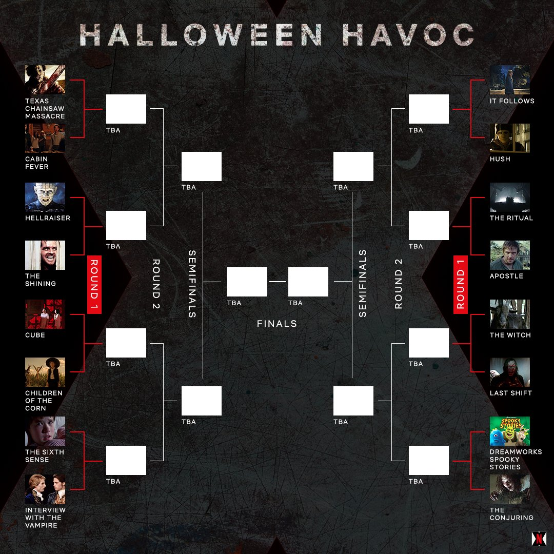 Nx On Twitter Welcome To Halloween Havoc Youre Going To