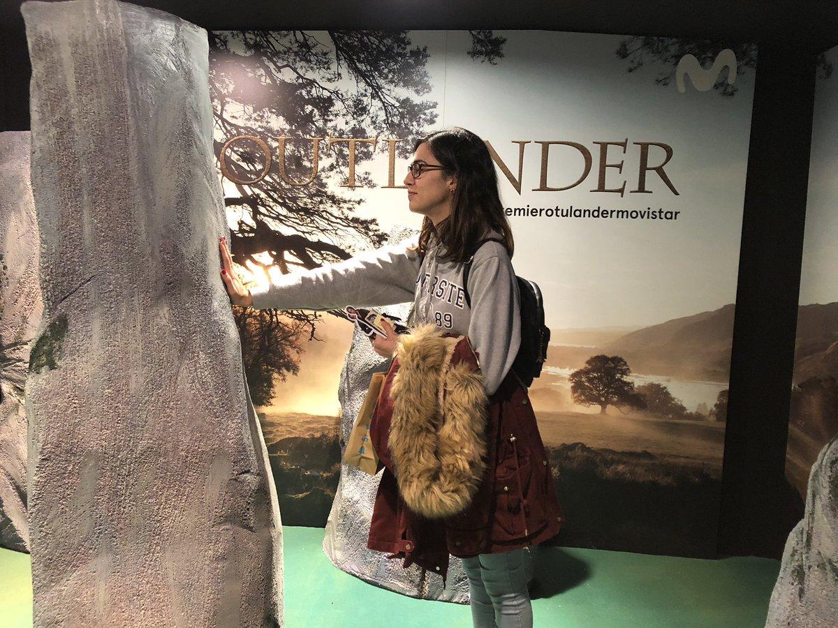 #outlanderpremieremovistar @MovistarSeries