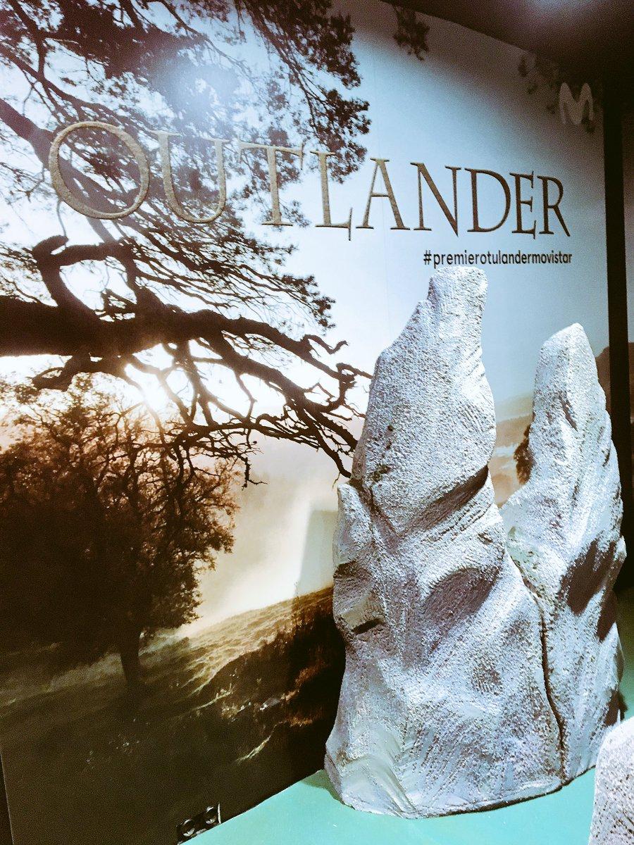 Volvemos a Escocia (y muero poco a poco de la emoción) 🏴🤟🏻💙#Outlander #OutlanderPremiereMovistar #OutlanderSeason4