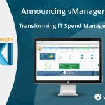 Image for the Tweet beginning: Announcing the release of vManager