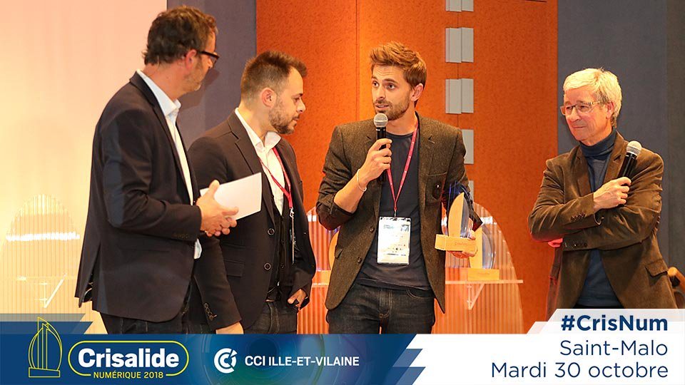 Ouest MEDIAS agence digitale Crisalide Numerique startup iot Heyliot
