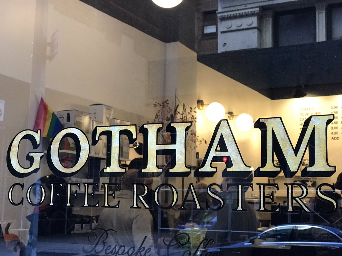 A WEEKLY COFFEE GIVEAWAY☕️. Each Friday for the month of November we will randomly pick a name from our instagram followers and give away two bags of coffee. Follow us @GothamRoasters