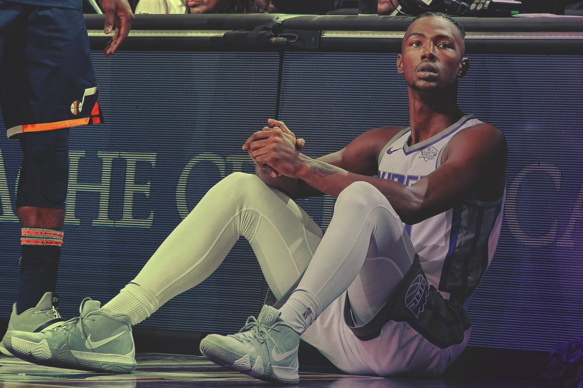 """Harry Giles went from the No. 1 player in a class that included Jayson Tatum to forgotten in Sacramento after three knee surgeries: """"I won't stop working until I'm better than I ever was going to be."""""""