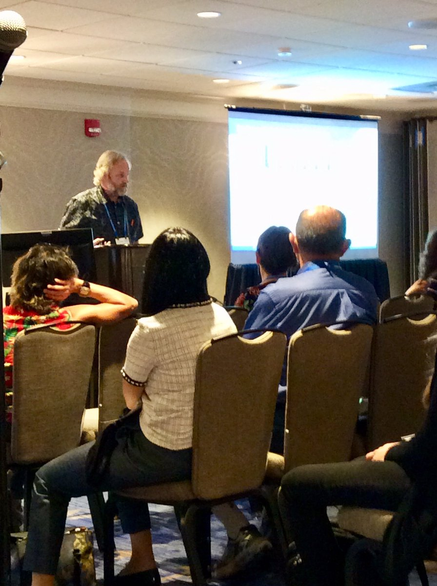 Dr. Govert van Dam of the #freeBILy consortium is presenting at the #ASTMH meeting on the urine point of care circulating cathodic antigen assay as a quantitative method for diagnosing intestinal #schistosomiasis