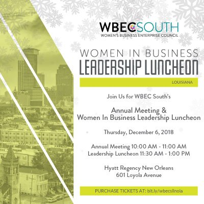 WBEC South (@WBECSouth) | Twitter