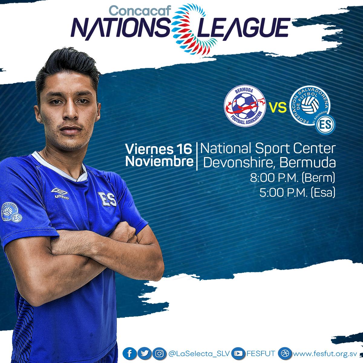 Liga de Naciones CONCACAF y Eliminatorias a Copa Oro 2019 [16 de noviembre del 2018 - Bermudas] DqyMZ7UX4AA8Dwd