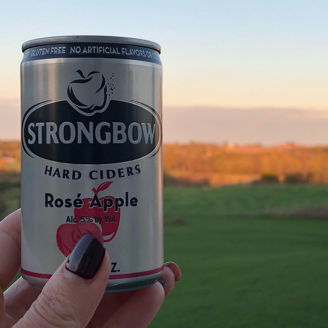 """Fall y'all"" - This season's mood as told by @jensjourneys18 🍃🍂🍁   Don't forget to share your best Strongbow picture and #StrongbowFallSweeps for a chance to win a $100 gift card! No purchase necessary to enter or win. Must be 21+ to participate https://t.co/j9kE2lXCAO https://t.co/3IPUbu3RMD"