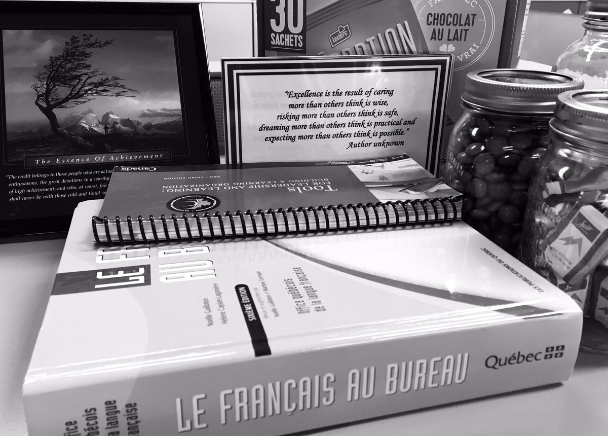 Pour les français la qualité de vie au bureau est plus importante
