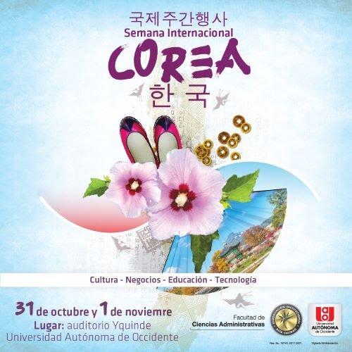 La UAO se 'viste' de Corea