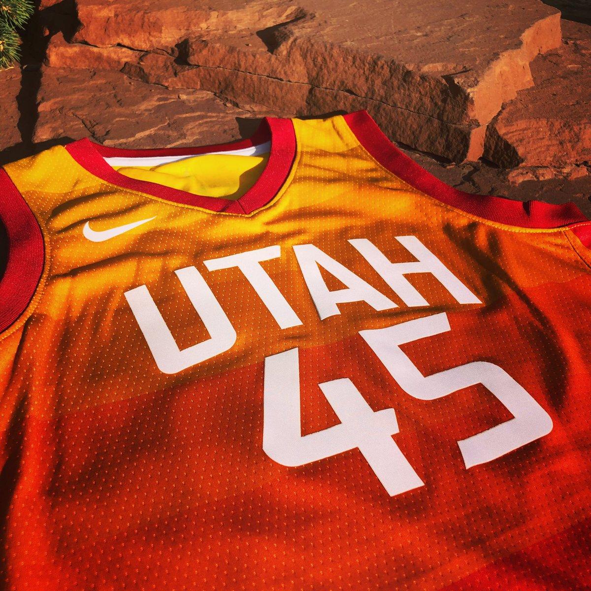 brand new 3c318 d1c06 Utah Jazz Team Store on Twitter: