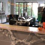 Image for the Tweet beginning: #uzlife Halloween in UZ Barcelona's