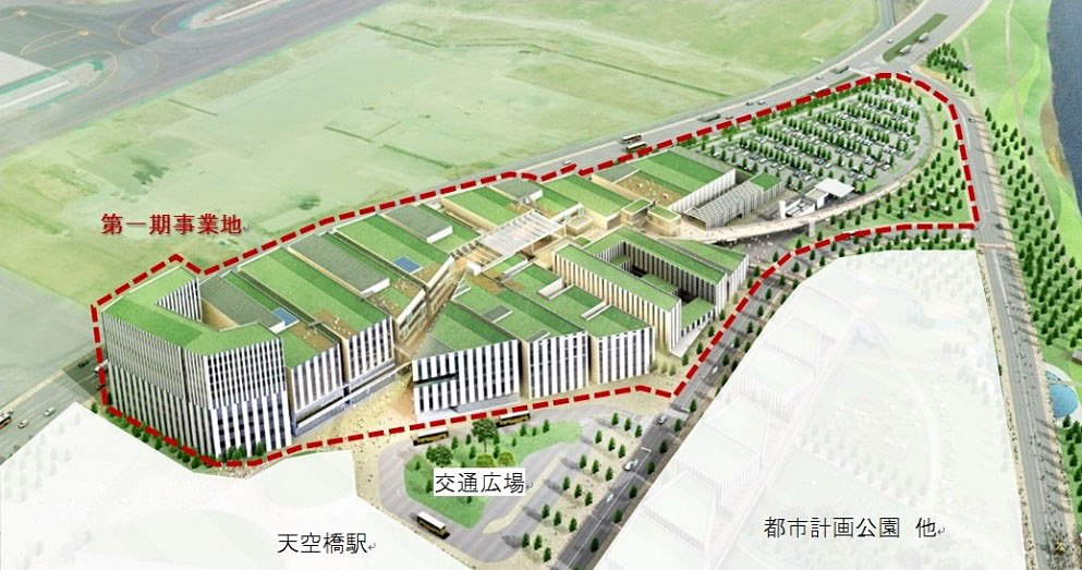 羽田に、3,000人規模のホール「Zepp Haneda」'20年夏オープン https://t.co/pXVAR3lPUK