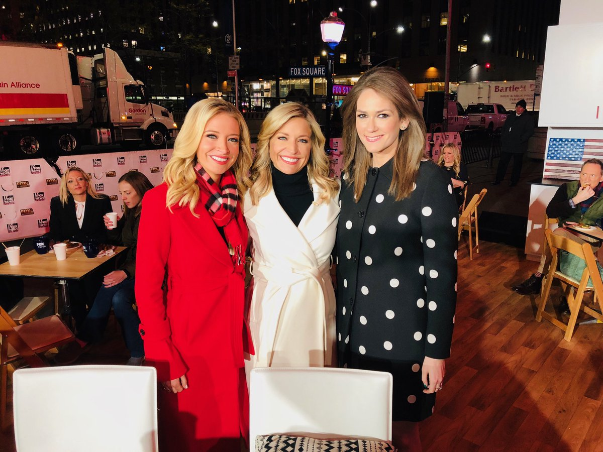 Kayleigh Mcenany On Twitter It Was Such A Fun Morning Joining Ainsleyearhardt Jessicatarlov On Foxandfriends Foxnews Breakfastwithfriends On Foxsquare Https T Co Add2vuyrlg